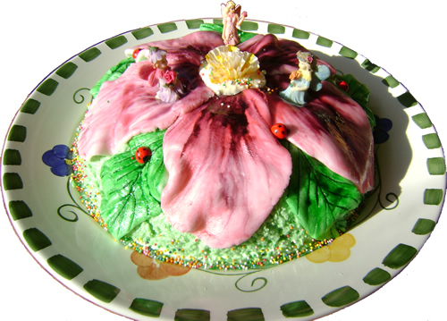 Christmas Fairy Cake Decorating Ideas : Fun cake decorating ideas - Fantasy cake - Fairies