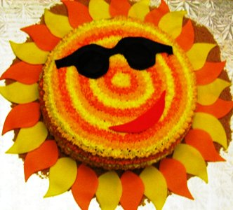 Cake Decorating Ideas Summer : Voting is Now Open for the