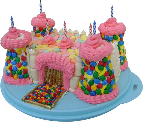 Fun Cake Decorating Ideas Fantasy Cakes Castle